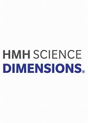 Science Dimensions  HMH Ed
