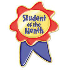 BO Student of the Month