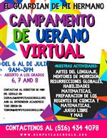 Virtual Camp Spanish