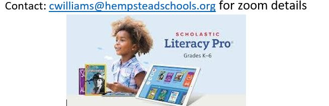 MBK - Elementary Scholastic Lit/STEAM Afterschool Program