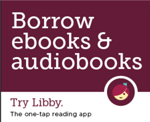 Image of the libby app