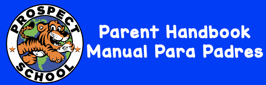 Parent Handbook / Manual para padres