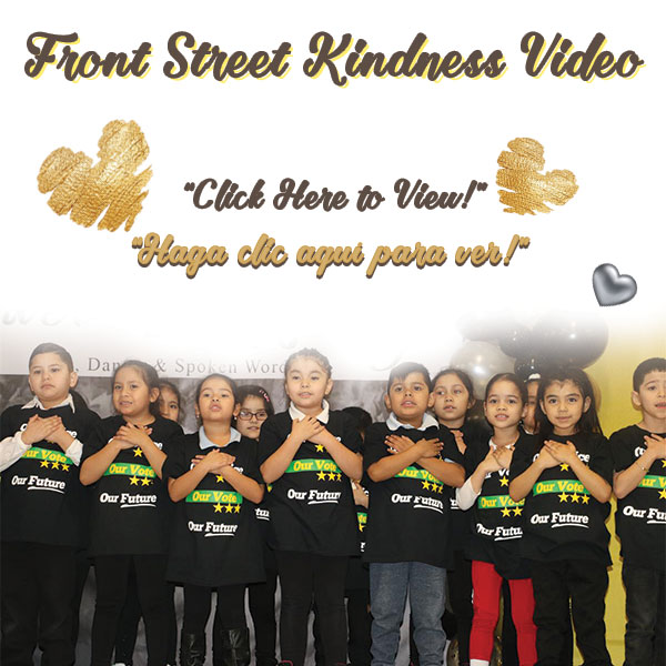 CLICK FOR FRONT STREET KINDNESS VIDEO/HAGA CLIC PARA VER EL VIDEO DE BONDAD EN LA CALLE FRONTAL