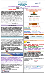 March Newsletter (click here)