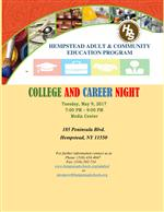 college and career night